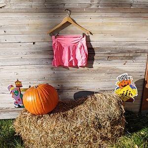 Lululemon pink skirt with inner shorts